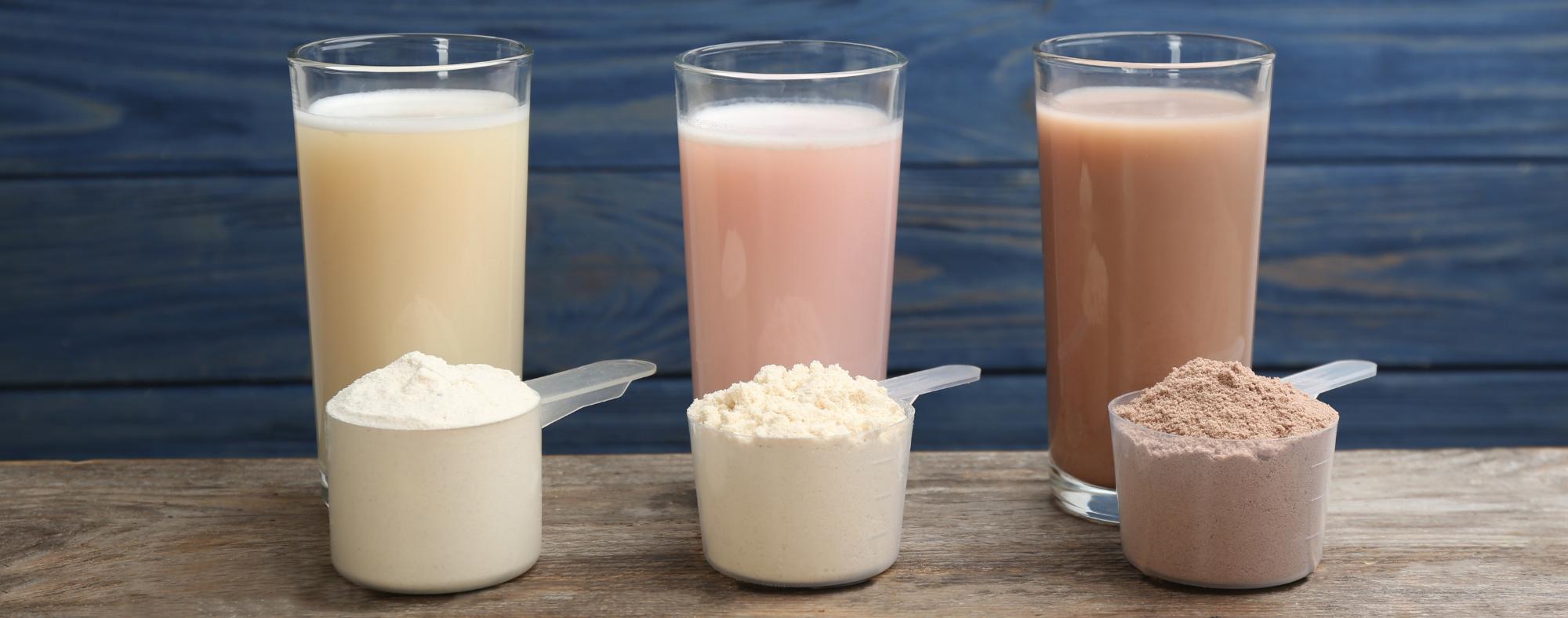 Proteinové mixy jsou zpět a jsou ještě lepší!