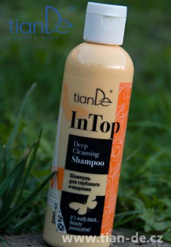 Hloubkově čistící šampón